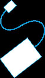 起床離床センサーmittell【ミッテル】へ接続可能な録画用ハードディスク